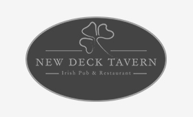 logo for new deck tavern