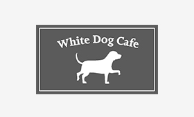 white dog cafe logo