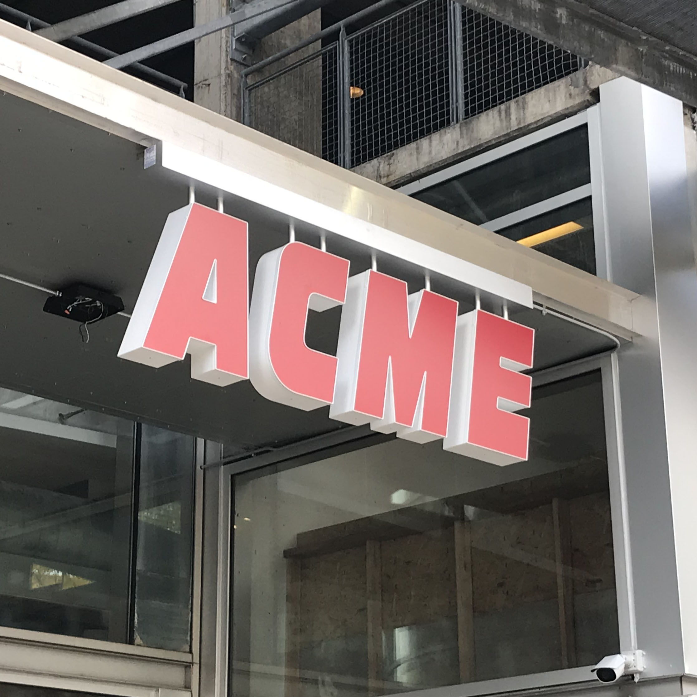 acme sign