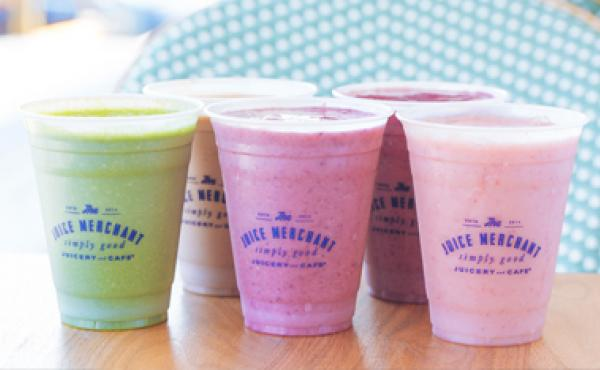 Juice Merchant smoothies