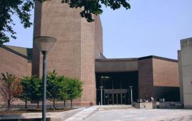 Exterior of the Annenberg Center